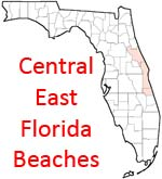 East Central Florida Beaches