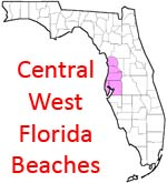 West Central Florida Beaches
