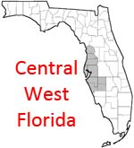 Central West Coast of Florida