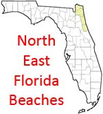 North East Florida Beaches
