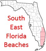 South East Florida Beaches